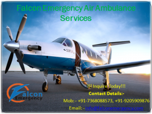 Air Ambulance from Allahabad