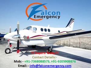 Air Ambulance Darbhanga in Emergency